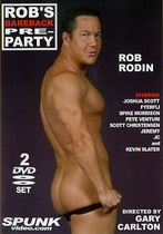 Rob's Bareback Pre-Party (2 Dvds)