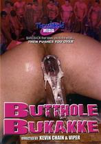 Butthole Bukkake