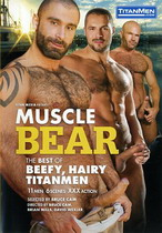 Muscle Bear: The Best Of Beefy Hairy Titanmen
