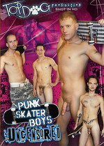Punk Skater Boys Uncensored