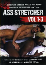 Ass Stretcher Vol 1-3 (2 Dvds)