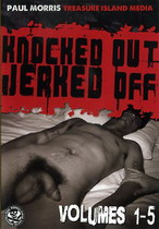 Knocked Out Jerked Off 01-05 (3 Dvds)