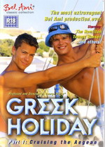 Greek Holiday Part 1