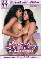 Lesbian Beauties 07: All Black Beauties