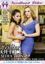 Lesbian Office Seductions 09