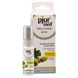 Pjur Pro-Long Spray
