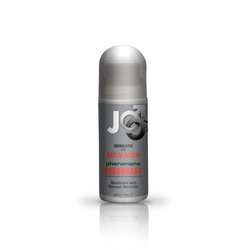 Pheromone Deodorant: Men Tempt Men