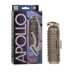 Apollo Wireless 7-Function Stroker: Smoke