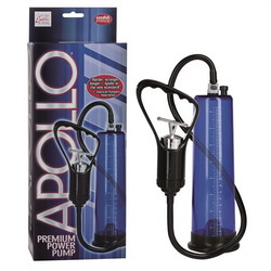 Apollo Premium Power Pump: Blue