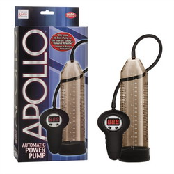 Apollo Automatic Power Pump: Smoke