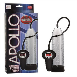Apollo Automatic Power Pump: Clear