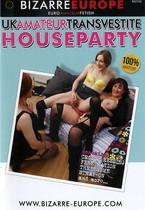 UK Amateur Transvestite Houseparty