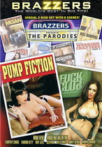 Brazzers Presents The Parodies 1 (2 Dvds)