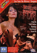 Mistress Persia's Dungeon Fun