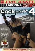 Belladonna's Cock Happy 4 (2 Dvds)