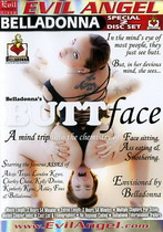 Belladonna's Butt Face 1 (2 Dvds)