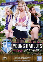 Young Harlots Slutty Delinquents