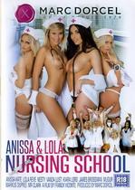 Annissa & Lola At Nursing School