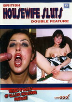 British Housewife Sluts Double Feature 1