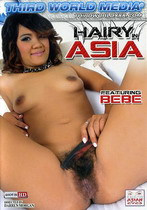 Hairy In Asia 1