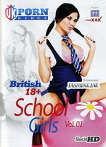 British School Girls 1