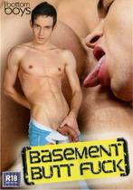 Basement Butt Fuck