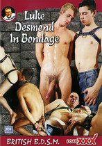 Luke Desmond In Bondage