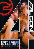 Hot Hung & Hairy (2 Dvds)