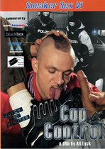 Sneaker Sex 6: Cop Control