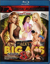 Jack's Big Ass Show 8 (Blu-Ray)