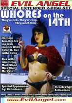Whores On The 14th (2 Dvds)