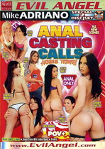 Anal Casting Calls 1 (2 Dvds)
