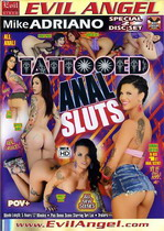 Tattooed Anal Sluts 1 (2 Dvds)