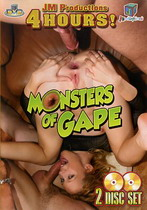 Monsters Of Gape (2 Dvds)