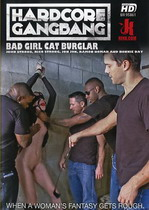 Bad Girl Cat Burglar