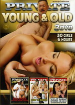 Private Young & Old Pack (3 Dvds)