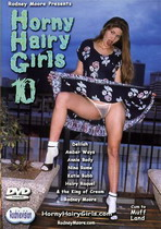 Horny Hairy Girls 10