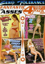 Asses 4 Pack (4 Dvds)