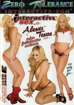 Interactive Sex With Alexis Texas (3 Dvds)