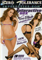 Interactive Sex With Tori Black (3 Dvds)
