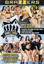 Brazzers House (3 Dvds)