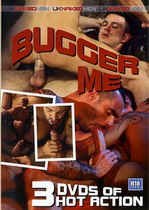 Bugger Me (3 Dvds)