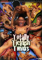 Totally Ticklish Twinks