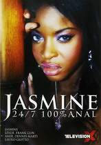 Jasmine 24/7 100% Anal