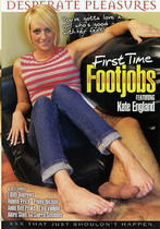 First Time Footjobs 1