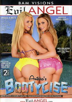 Anikka's Bootycise (2 Dvds)