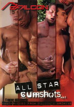 Falcon All Star Cumshots 1 (2 Dvds)