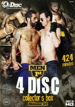 Men 1st Collector's Box 1 (4 Dvds)