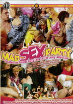Mad Sex Party: Pounded And Painted Party Chicks