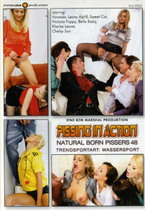 Pissing In Action: Natural Born Pissers 48
